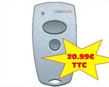Destockage Marantec digital 302 - 868 Mhz à 20.99 €TTC