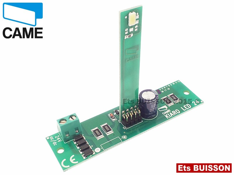 Came 119RIR455 - Carte clignotante à Leds 24 Volts